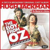Cover Musical - The Boy From OZ [Broadway Original Cast Album]
